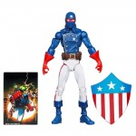 Marvel's Patriot Out of the Package