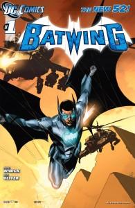 DC Comics Batwing #1