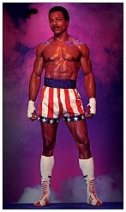 Apollo Creed from Rocky