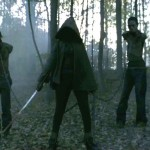 Michonne in AMC's The Walking Dead