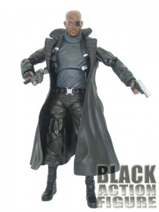 Marvel Legends Movie Nick Fury