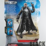 Nick Fury Packaging Back