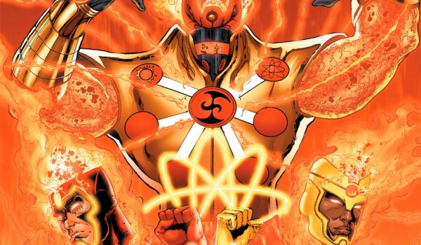 The Fury of Firestorm - The Nuclear Men 001