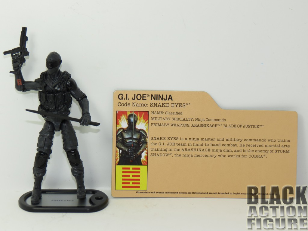 GI Joe Snake Eyes