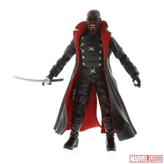 Marvel Legends Punisher Marvel Legends Blade
