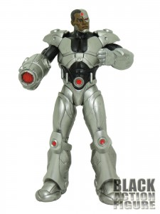 Flashpoint Cyborg Action Figure