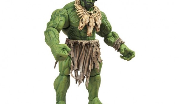 Marvel Select Barbarian Hulk