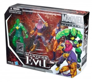 SDCC Marvel Universe Exclusive Masters of Evil