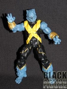 "Marvel Universe 3.75"" Beast Action Figure"