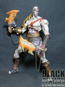 Square-Enix Play Arts Kai Kratos