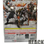 Kratos Back of Package