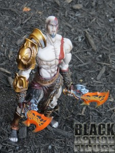 Kratos Sculpt/Likeness