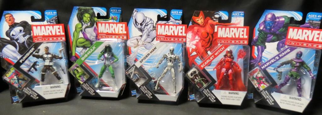 Marvel Universe Wave 19