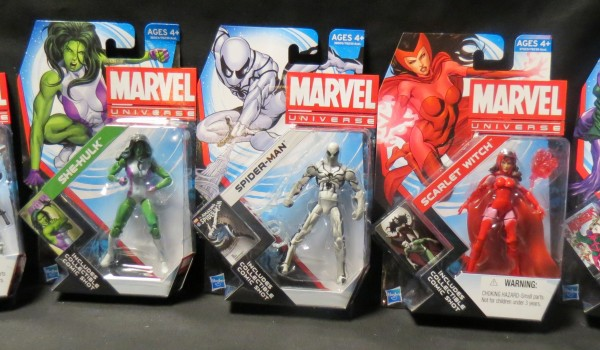 Marvel Universe Wave 19