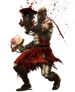 God of War III Kratos