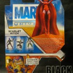 Scarlet Witch Back of Packaging