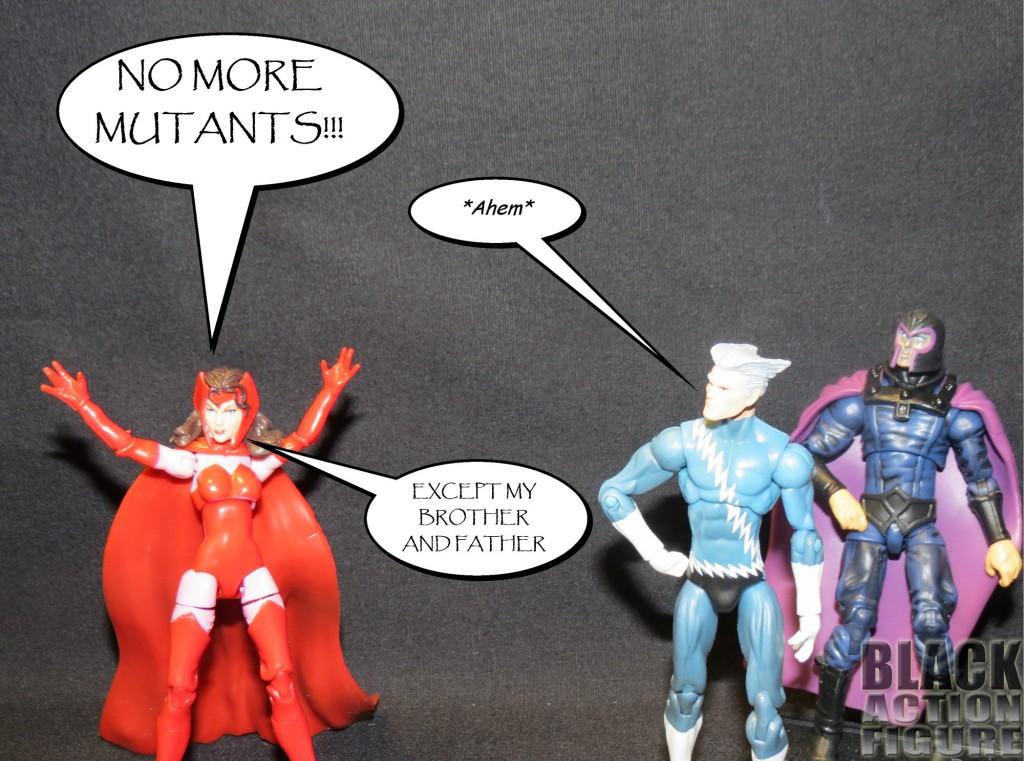 Mutant Shakedown