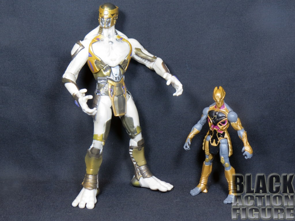 Marvel Select Chitauri and The Avengers Chitauri Action Figures