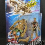Marvel Avengers Chitauri w/Cosmic Chariot Front of Package
