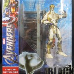 Marvel Select Chitauri Front of Package