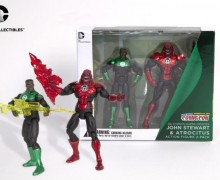 DC Collectibles NYCC 2012 Exclusive John Stewart & Atrocitus