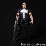 Marvel Legends Punisher (Hasbro, 2009)