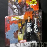 Marvel Legends Punisher Front of Package