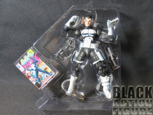 Marvel Universe Punisher Accessories