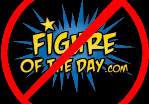 No more FigureoftheDay.com