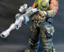 NECA Gears of War Augustus Cole