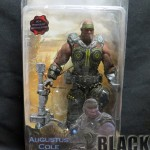 Gears of War Augustus Cole Front of Package