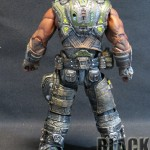 Gears of War Cole Back