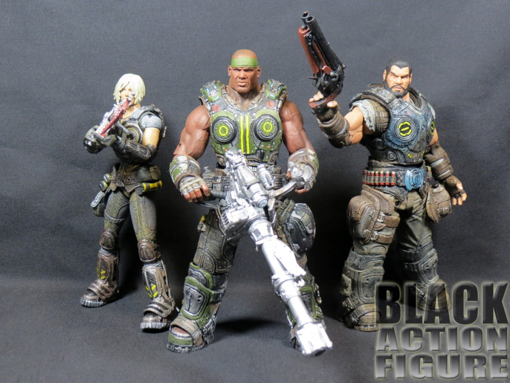 Gears of War Crew
