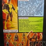 Black Vulcan Back of Package