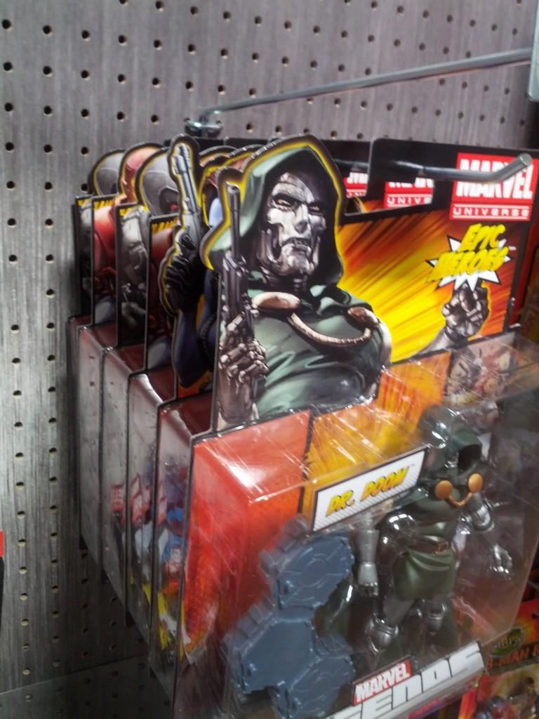 Marvel Legends Wave 3 at Walmart