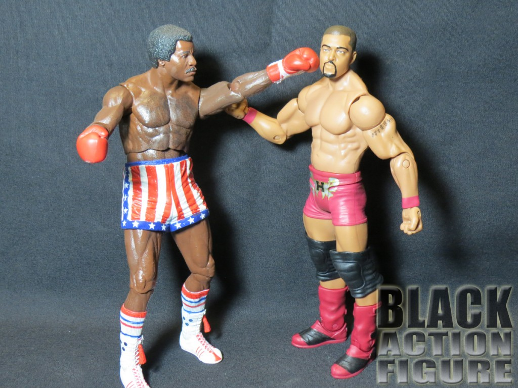 Apollo Creed vs. David Otunga