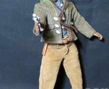NECA Django Action Figure