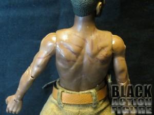 Django Back - Whip Scars