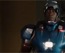 Don Cheadle as Iron Patriot