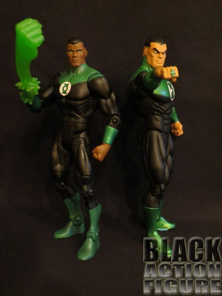 John Stewart(s) Green Lantern