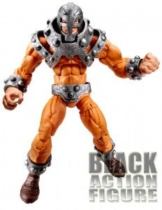 Marvel Legends Bulldozer