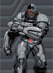 New 52 Cyborg