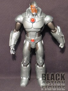 New 52 Cyborg Front
