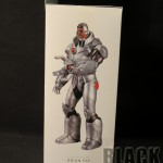 New 52 Cyborg Left of Package