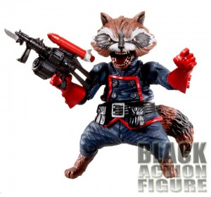 Marvel Legends Rocket Raccoon (Build-A-Figure)