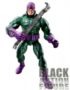 Marvel Legends Wrecker