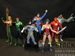 The New 52 Justice League
