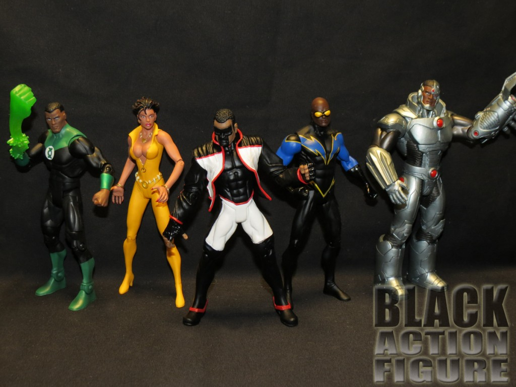 Justice League Black