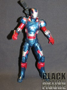Iron Patriot - Iron Man 3 Marvel Legends