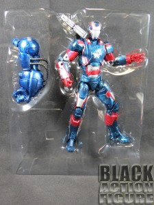 Iron Patriot Accessories